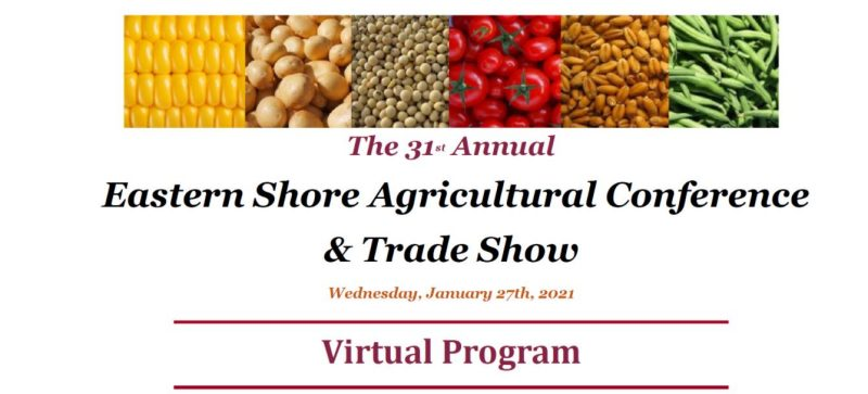 Eastern Shore Virtual Ag Conference