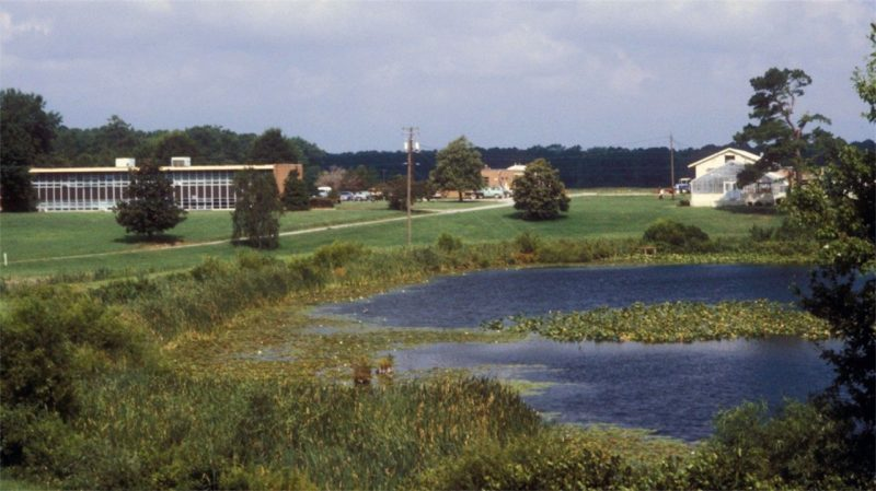 Eastern Shore research complex